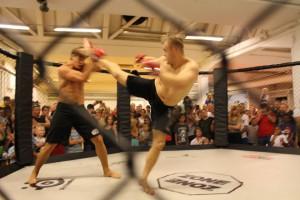 Uppvisning MMA