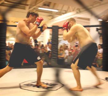 MMA i Norrköping