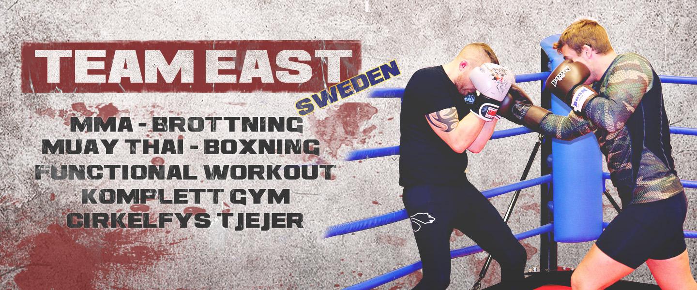 Team East MMA