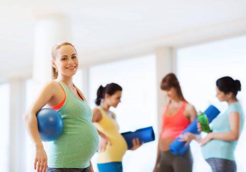 Graviditetsträning